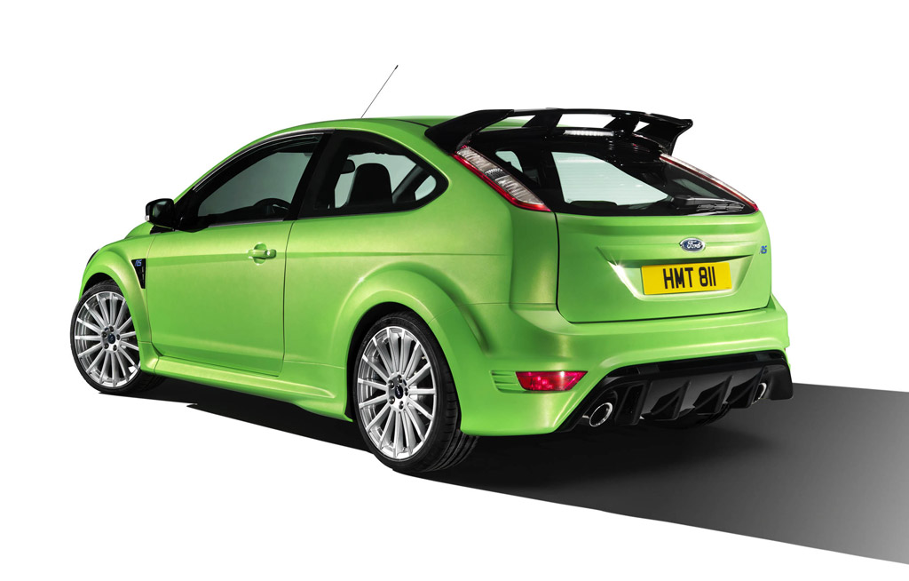 2009 Ford Focus RS Photo 5 11501