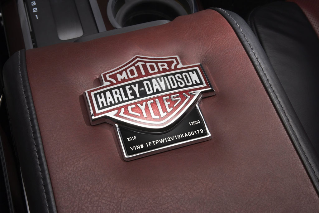 2010 Ford Harley Davidson F150 Photo 16 5332