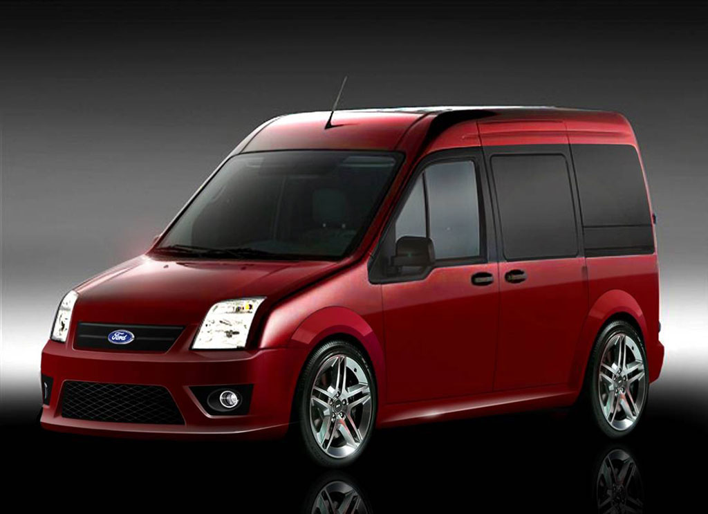 2010 Ford Transit Connect Azentek Grant Photo Products 6998
