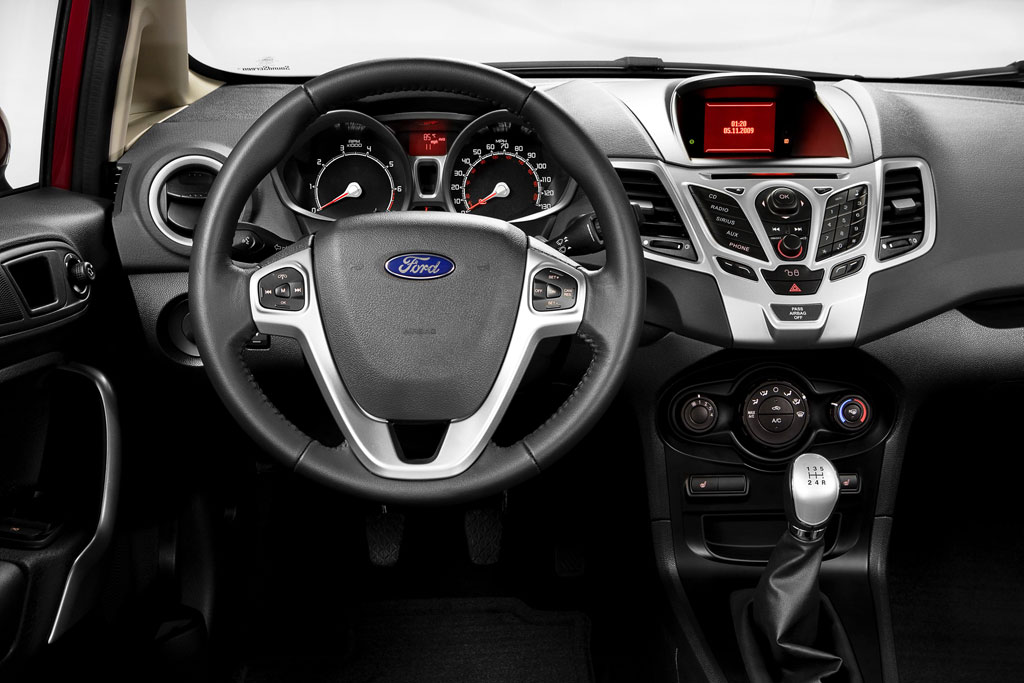 2011 Ford Fiesta Photo 12 7165