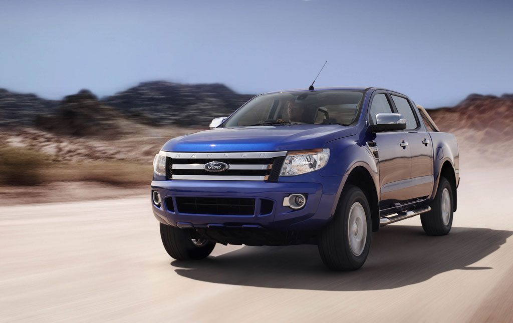 Fotos del Ford Ranger - Zcoches