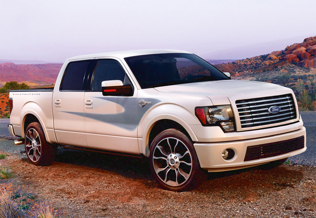 2012 ford f150 harley davidson photo 1 11423