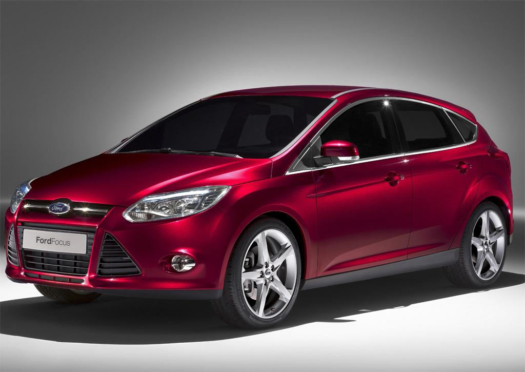 2012 Ford Focus Photo 5 9575
