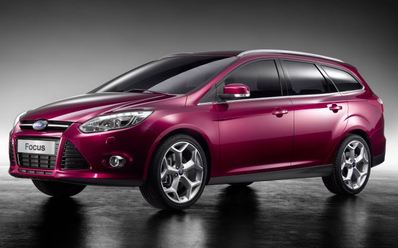 2012 Ford Focus Wagon Photos - Image 1