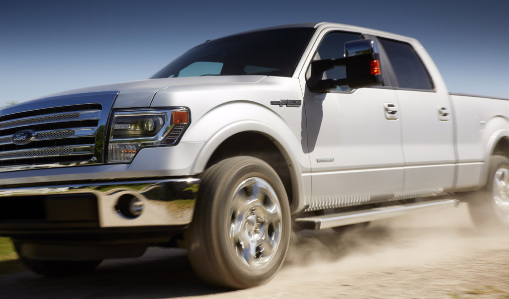 2013 Ford F 150 EcoBoost