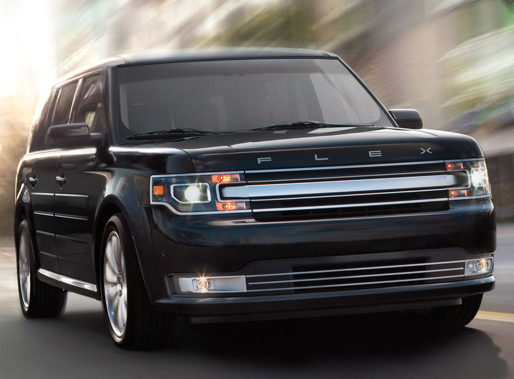 2013 Ford Flex Photo 4 11852