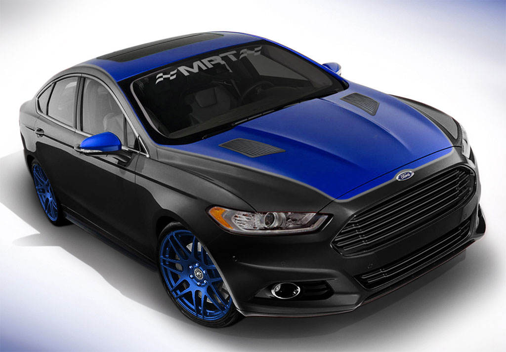 2013 Ford Fusion Body Kit