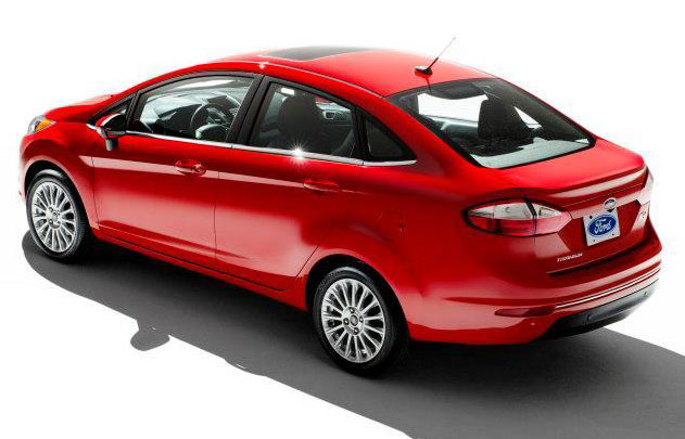 2014 ford fiesta sedan photo 2 12628. Cars Review. Best American Auto & Cars Review
