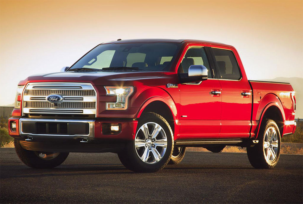 2015 Ford F150 Photos - Image 1