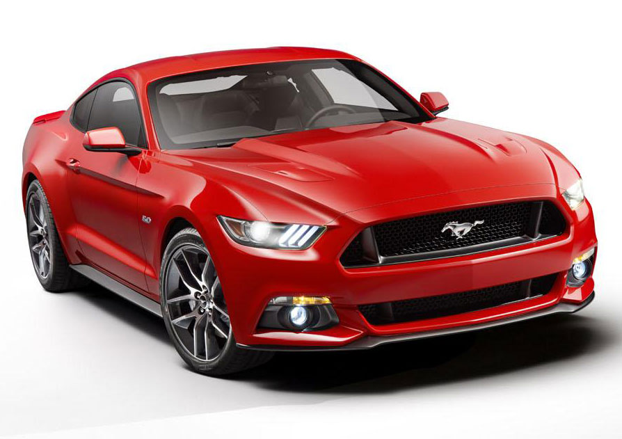 2015 Ford Mustang Photo 15 13623