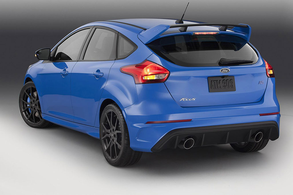 2016 Ford Focus Rs Us 2