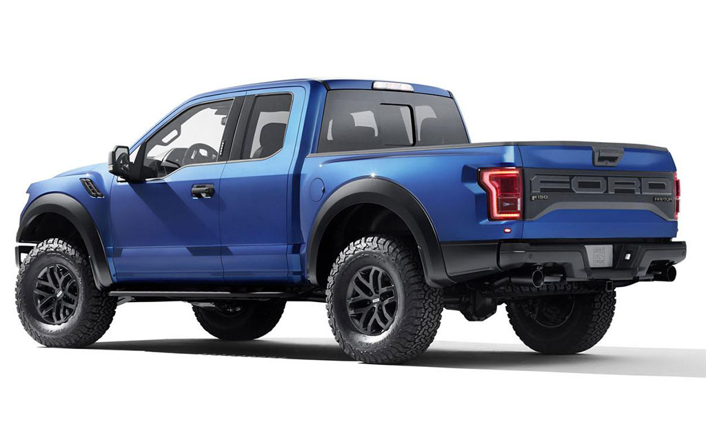 2017 Ford F150 Raptor: Engine, Specs, Equipment Photos - Image 5