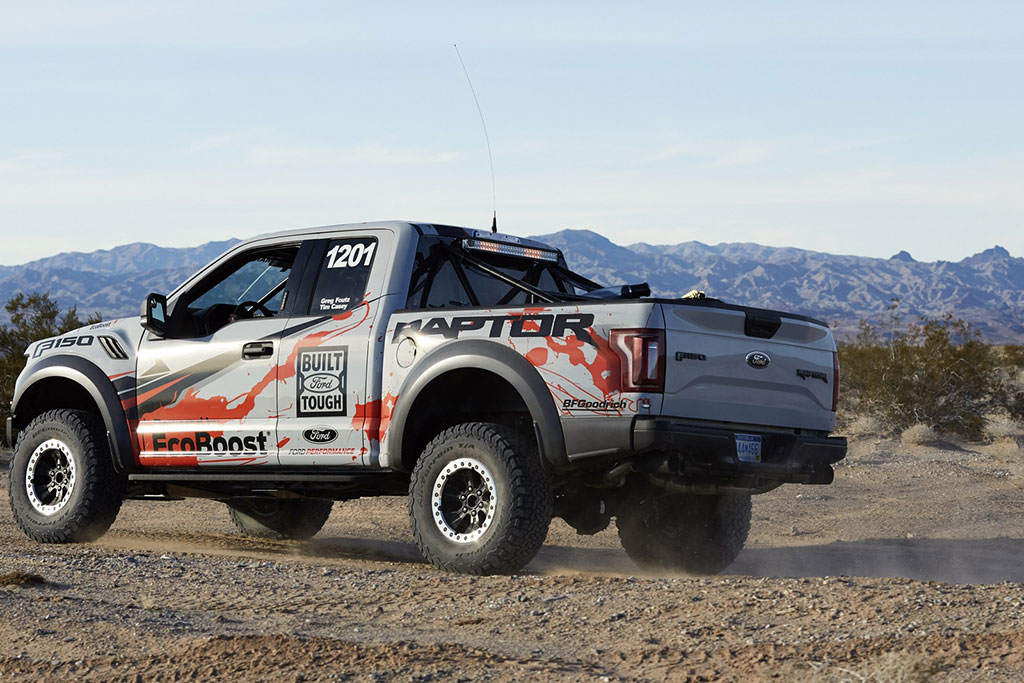 2017 ford f150 raptor race truck photo 17 14882. Black Bedroom Furniture Sets. Home Design Ideas