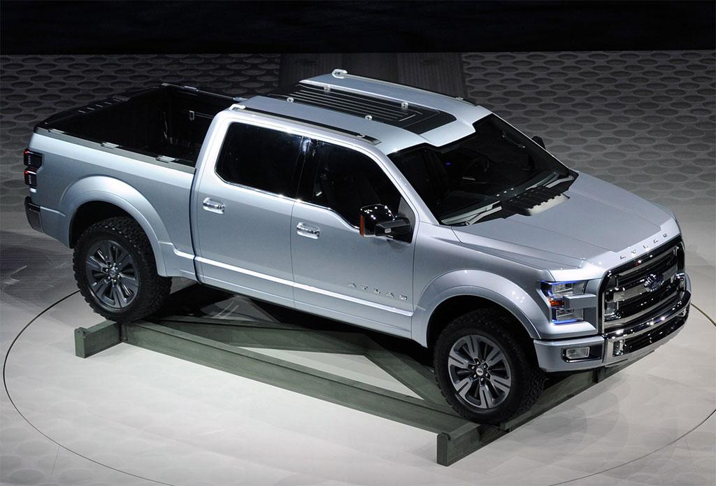 Ford Atlas Concept Photo 4 12843
