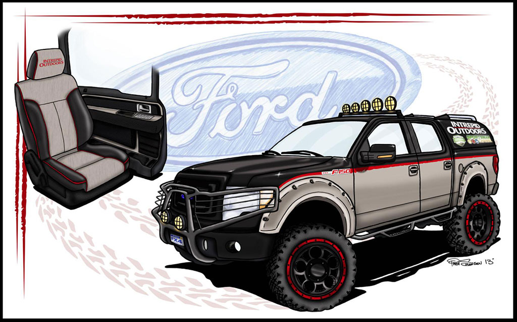 2013 f 150 ecoboost limited accessories autos weblog. Black Bedroom Furniture Sets. Home Design Ideas