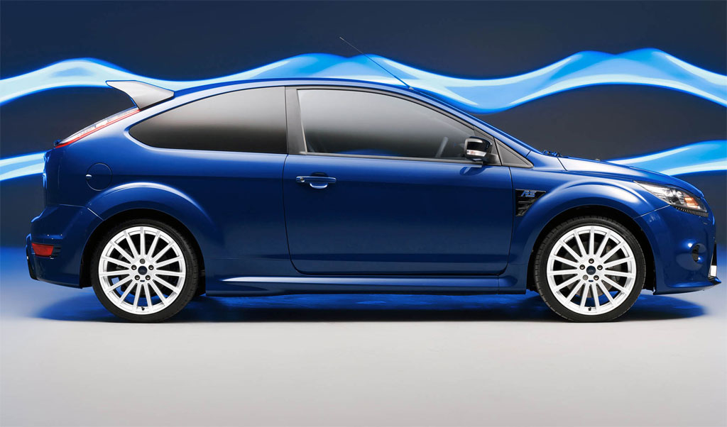 Ford Focus RS WRC Wheels Photos - Image 3