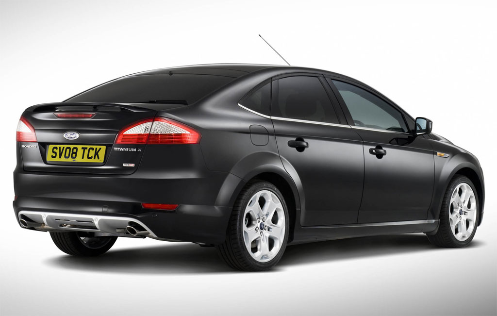 Ford Mondeo Titanium X Sport Photo 2 3107