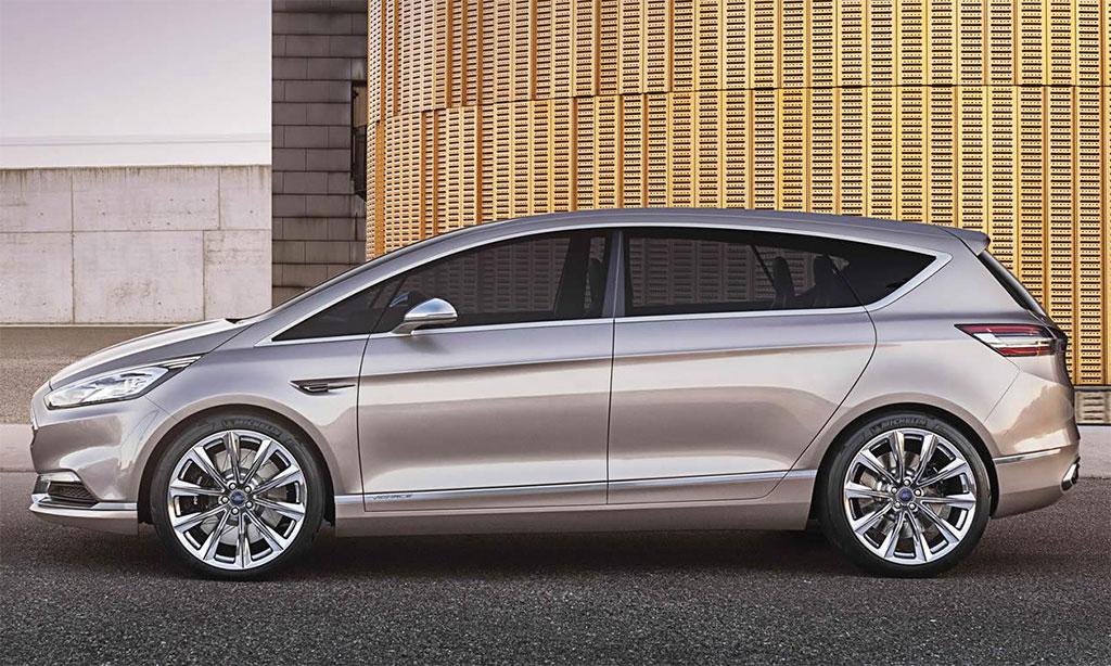 Ford S MAX Vignale Concept Photos - Image 4
