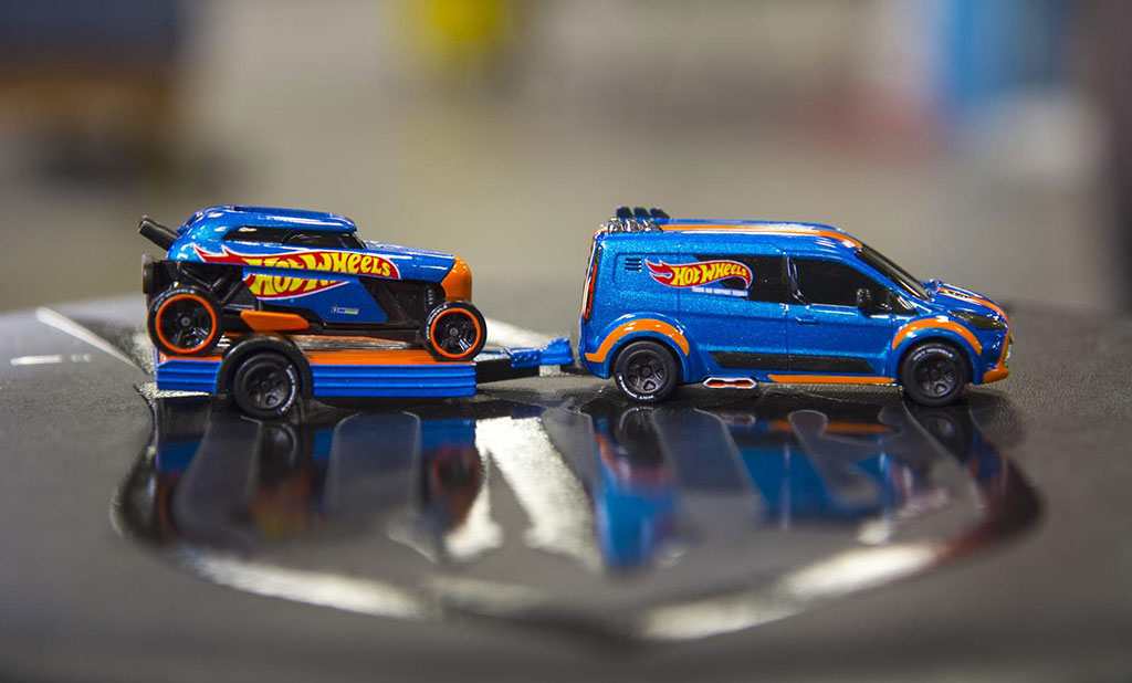 Ford Transit Connect Hot Wheels Photo 17 13514