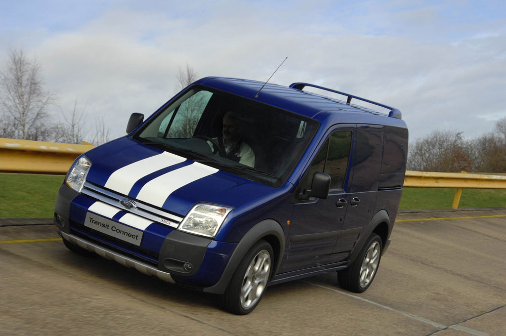 Ford Transit Connect Photo SportVan 2928