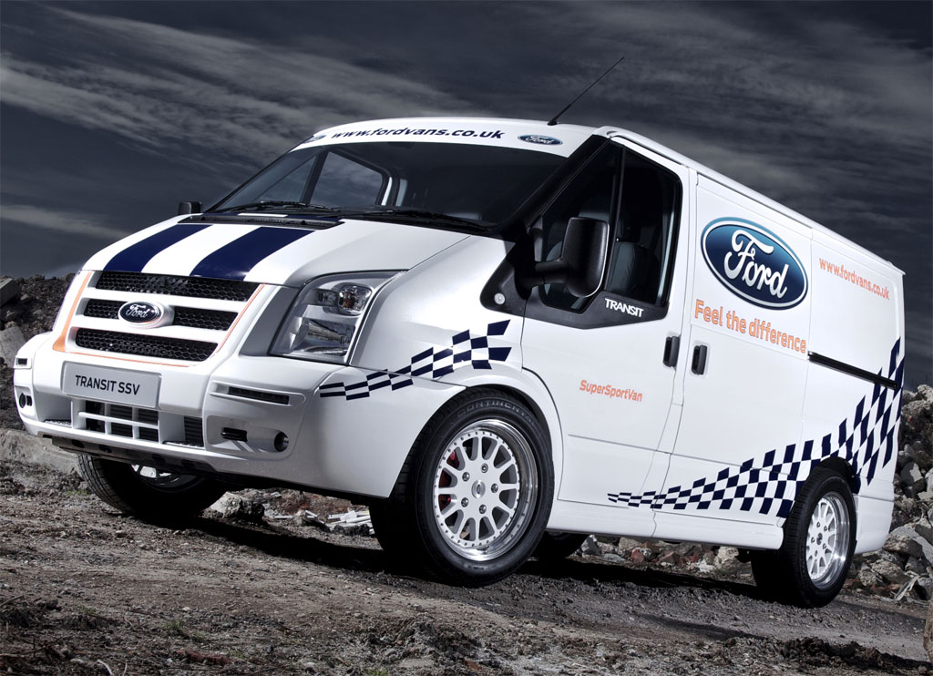 Ford Transit SSV