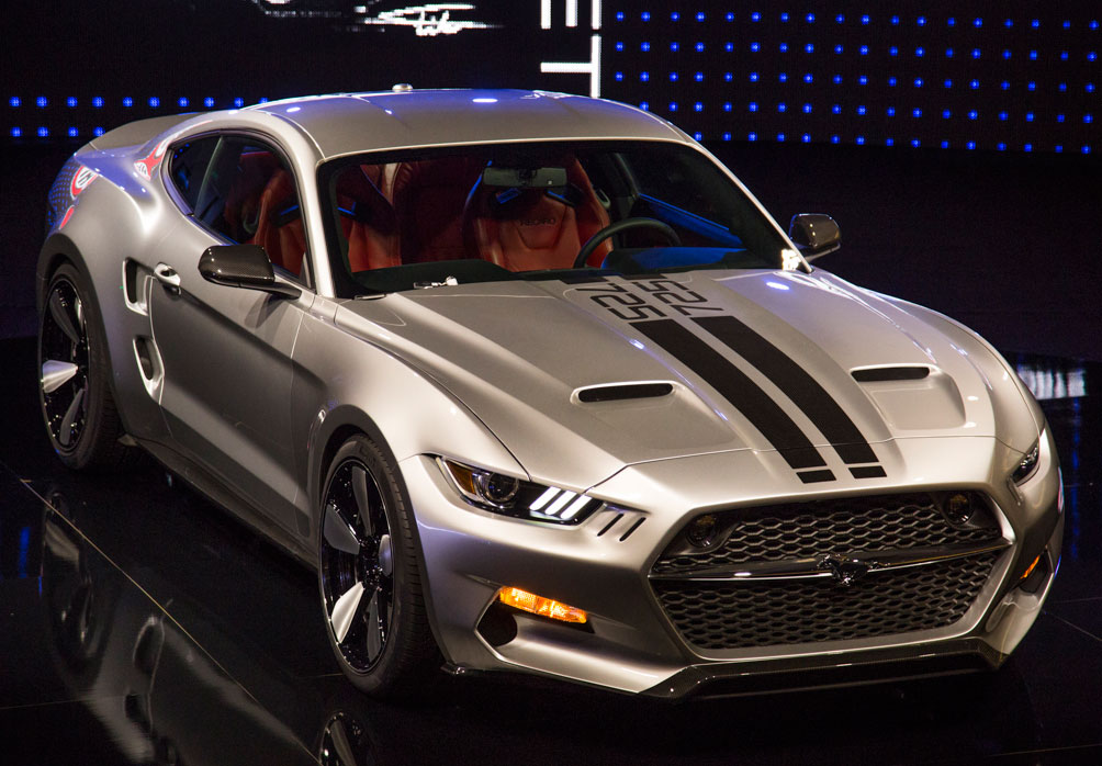 Gas Ford Mustang Rocket 3