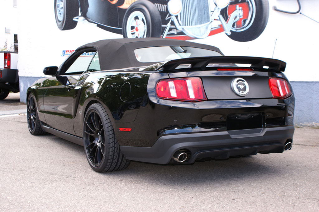 geiger 2011 ford mustang supercharged photo 2 9724