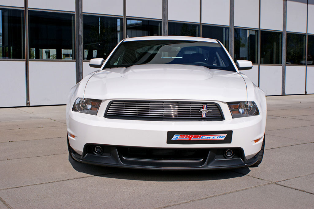 Geiger 2011 Ford Mustang Supercharged Photo 4 9724
