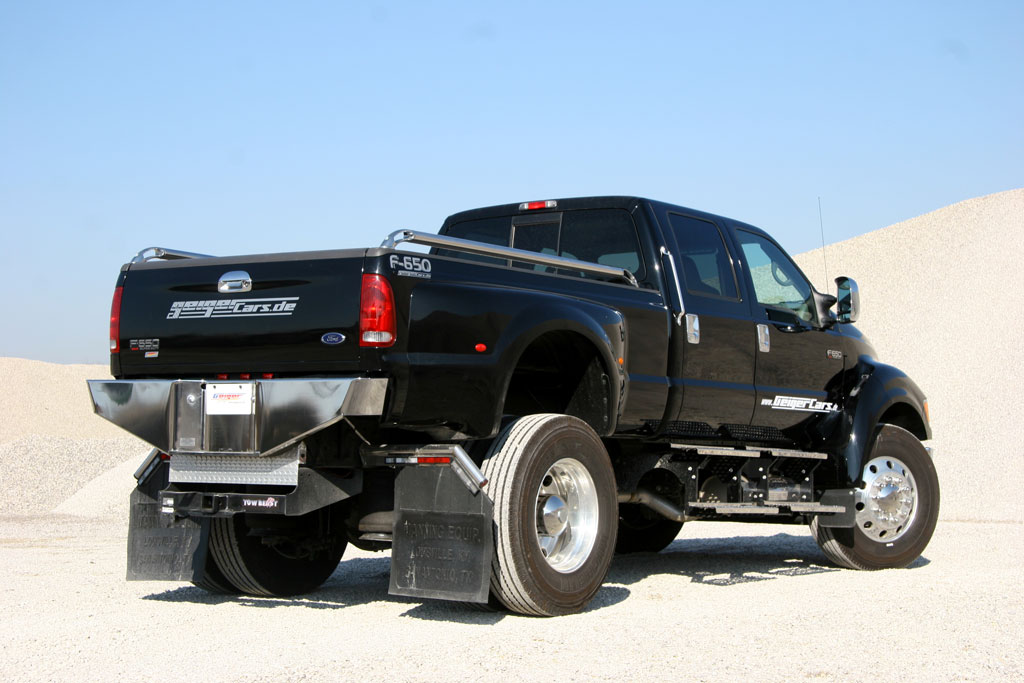 GeigerCars Ford F650 Photo 10 3096
