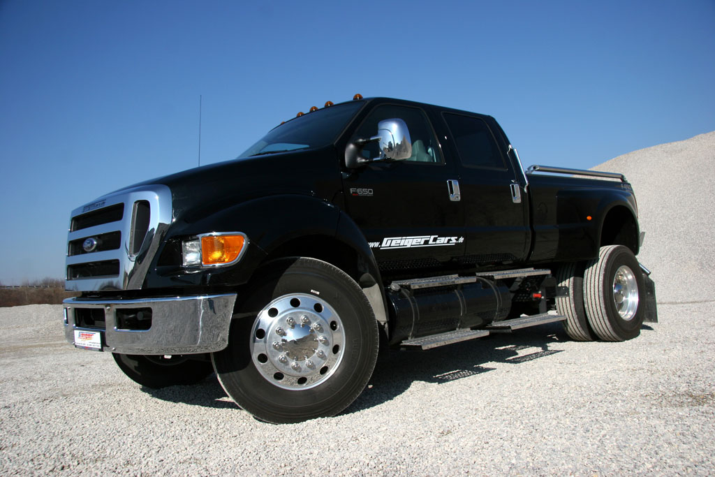 GeigerCars Ford F650 Photos - Image 7