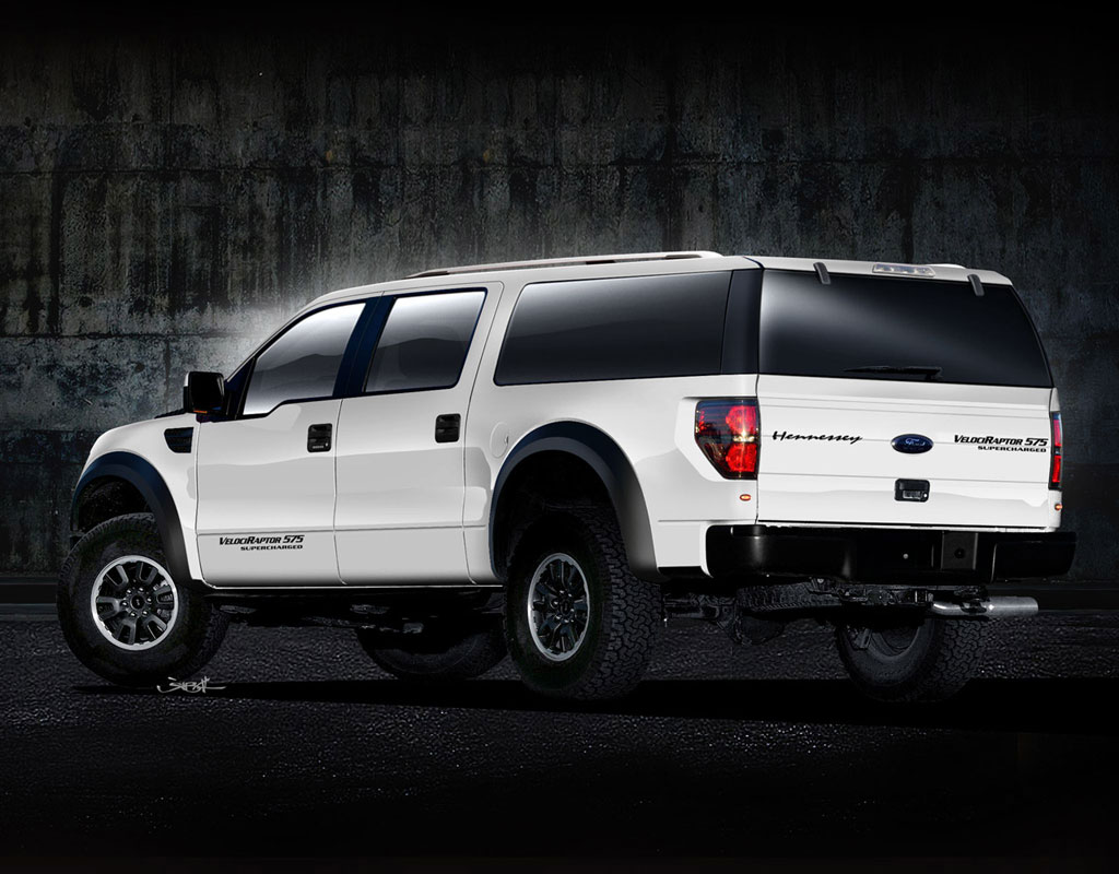 Hennessey APV Ford Raptor SuperCrew Photo 2 9272