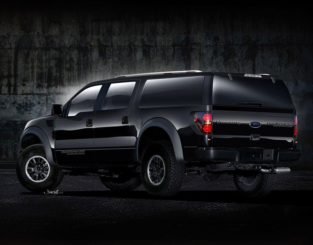 Ford Raptor Hennessey VelociRaptor