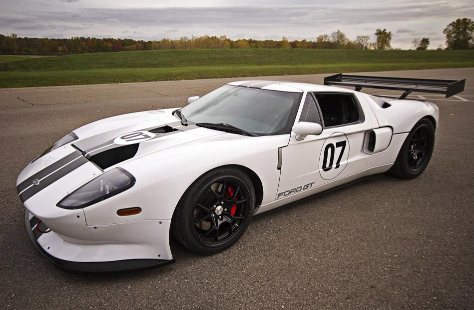 Street Legal Ford Gt Race Car