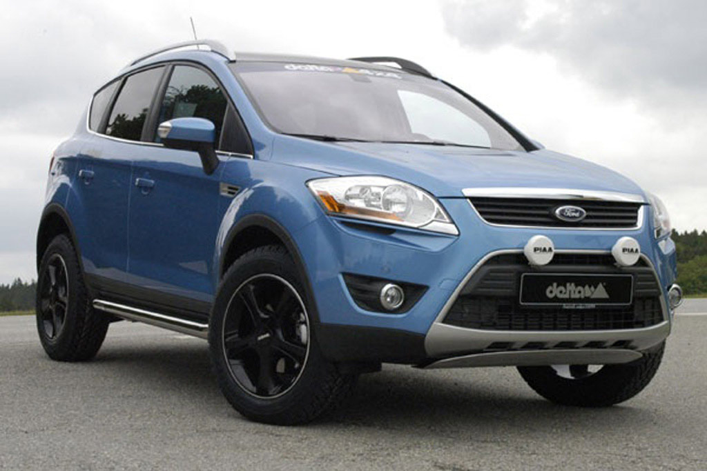 raise the suspension ford kuga owners club forums. Black Bedroom Furniture Sets. Home Design Ideas