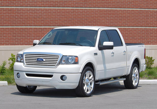 2008 Ford F 150 Lariat Limited