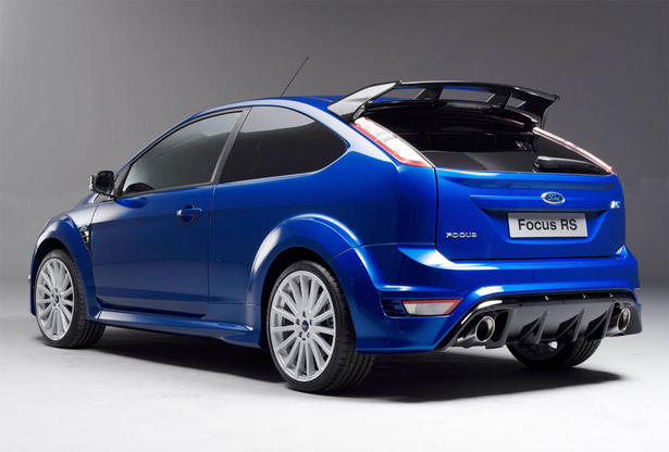 2009 Ford Focus Rs Uk Price