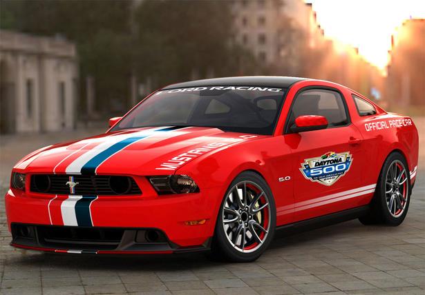 2011 Ford Mustang Gt Daytona 500 Pace Car