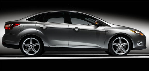 2012 Ford Focus Uk Price