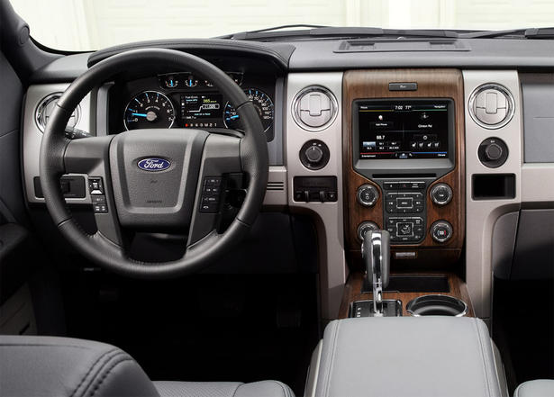 2013 Ford F150 3
