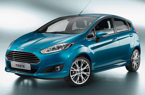 Ford Fiesta Facelift