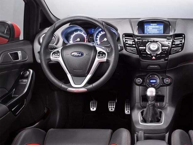 2013 Ford Fiesta St Uk Price