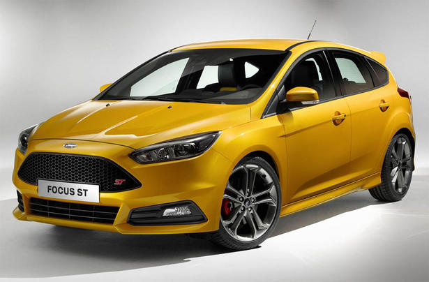 2015 Ford Focus ST Specs, Performance Figures and Equipment