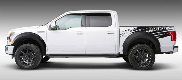 2015 Ford F150 Accessories by Roush Performance