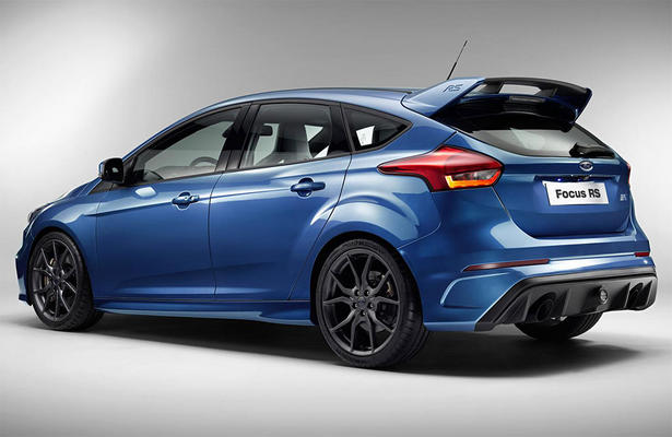 2016 Ford Focus RS: Price, Acceleration