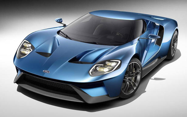 2016 Ford GT: Engine, Specs, Equipment