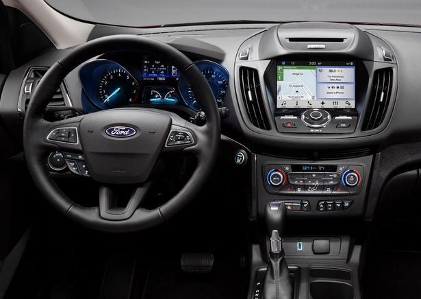 Ford escape hp