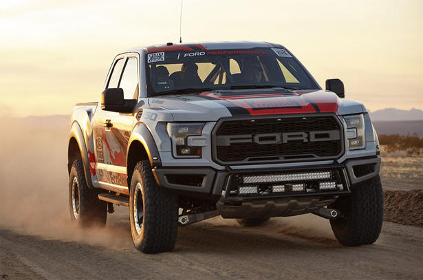 2017 ford f150 raptor race truck. Black Bedroom Furniture Sets. Home Design Ideas