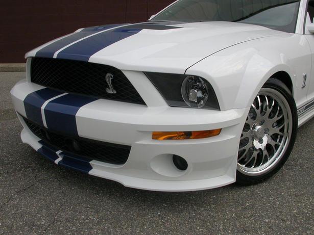 Cdc Stangnet Glassback Shelby Gt500