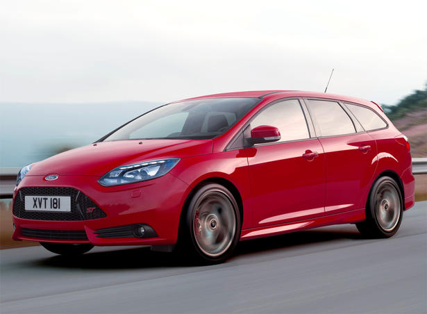 Ford Focus ST Wagon 1