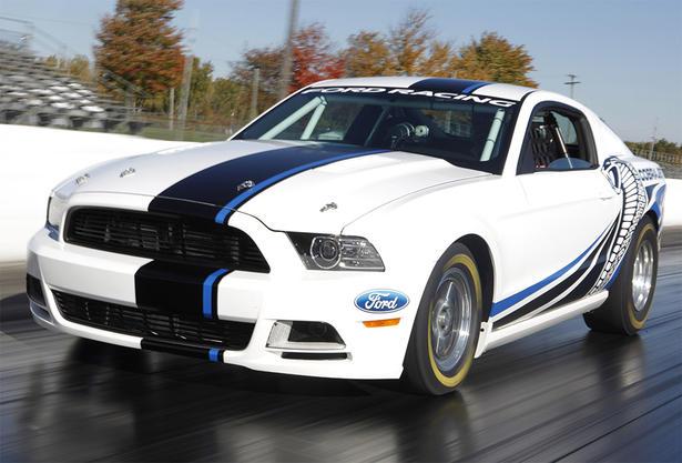 Mustang Cobra Jet >> Ford Mustang Cobra Jet Makin Sangar Dengan Twin Turbo